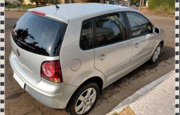 Volkswagen Polo Hatch. Sportline 1.6 8V (Flex) - Foto #8