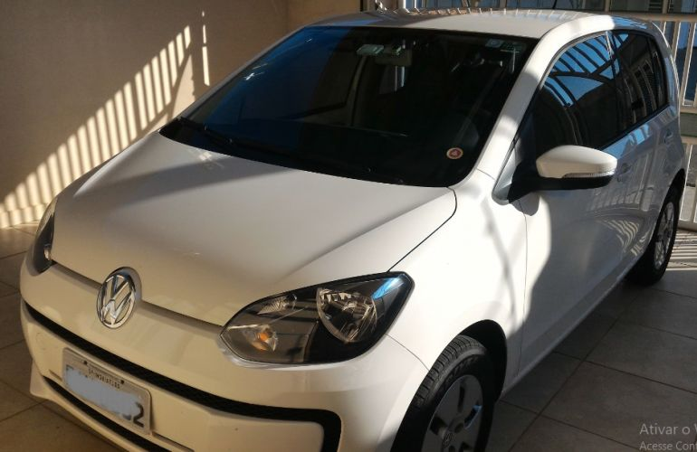 Volkswagen Up! 1.0 12v E-Flex move up! I-Motion 4p - Foto #1