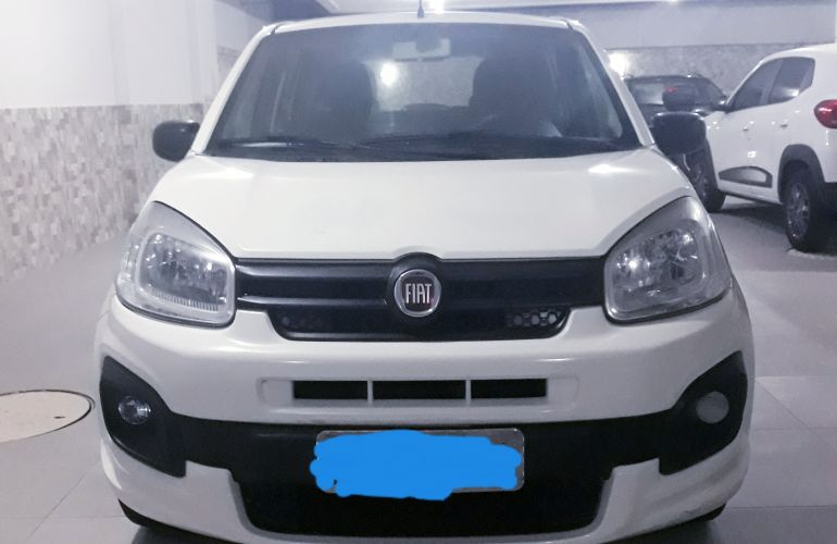 Fiat Uno Attractive 1.0 Firefly (Flex) - Foto #4