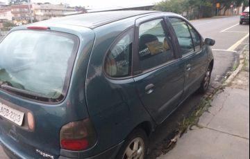 Renault Scénic RXE 2.0 8V - Foto #4
