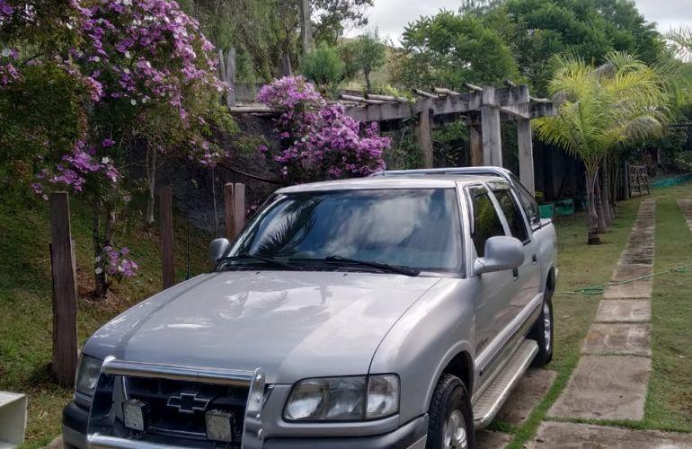 Chevrolet S10 Luxe 4x4 2.5 (Cab Dupla) - Foto #5