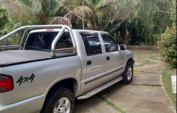 Chevrolet S10 Luxe 4x4 2.5 (Cab Dupla) - Foto #8