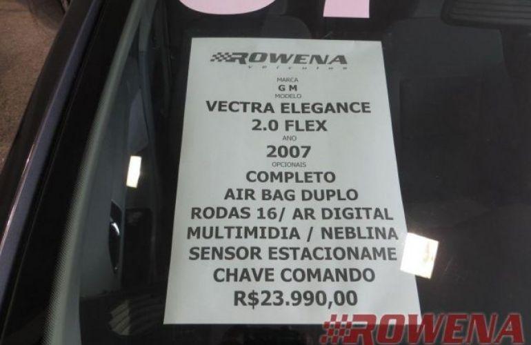 Chevrolet Vectra Elegance 2.0 Mpfi 8V Flexpower - Foto #8