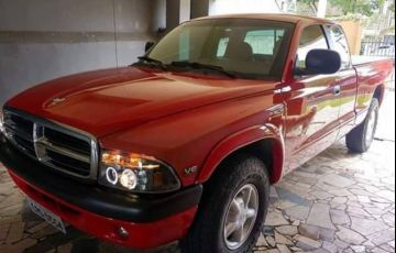Dodge Dakota Club Cab Sport 3.9 V6 - Foto #8