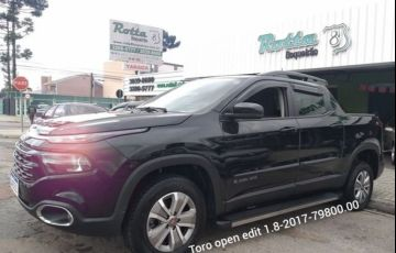 Fiat Toro Freedom + Opening Edition 1.8 16v AT6