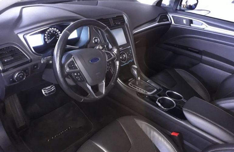 Ford Fusion 2.0 16V AWD GTDi Titanium (Aut) - Foto #6