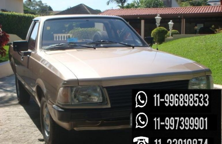 Ford Pampa L 1.6 (Cab Simples) - Foto #1