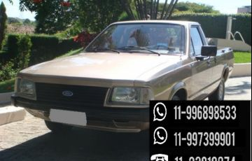 Ford Pampa L 1.6 (Cab Simples) - Foto #5