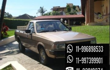 Ford Pampa L 1.6 (Cab Simples) - Foto #9