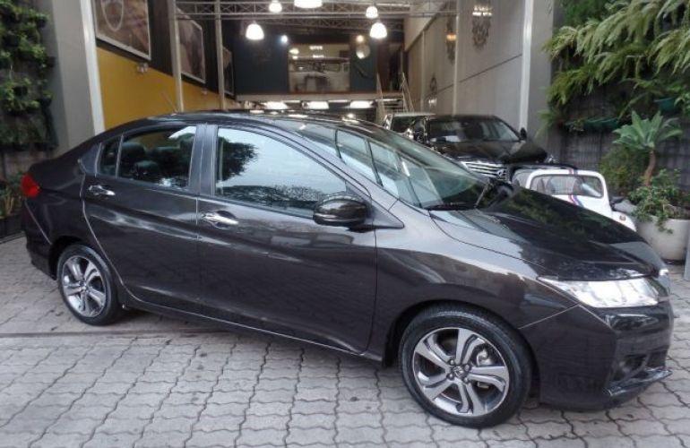 Honda City EXL 1.5 16V (flex) - Foto #2