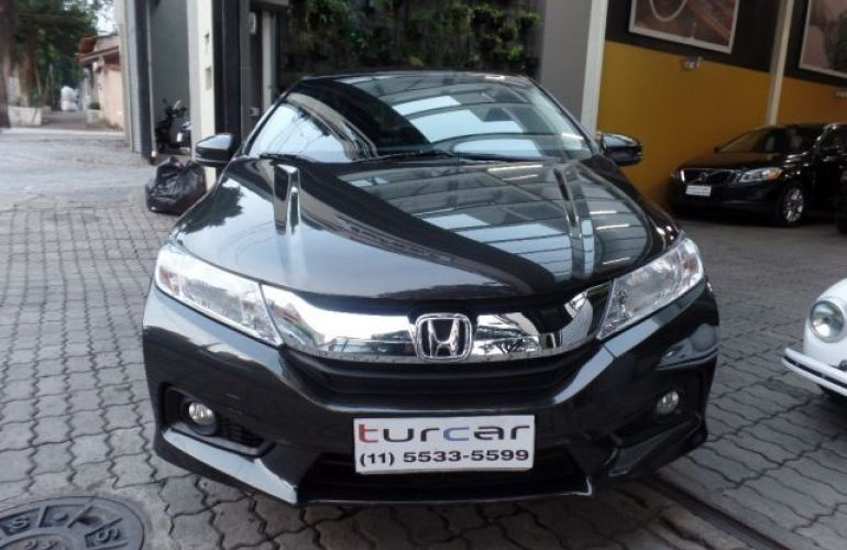 Honda City EXL 1.5 16V (flex) - Foto #4