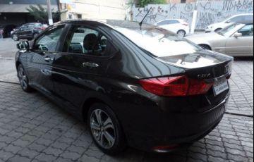 Honda City EXL 1.5 16V (flex) - Foto #8
