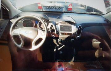 Hyundai ix35 2.0L 16v GLS Top (Flex) (Aut) - Foto #8