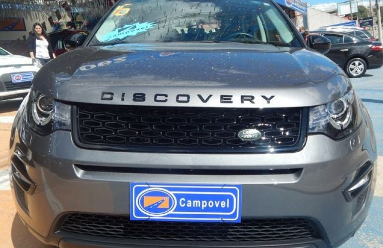 Land Rover Discovery Sport TD4  TURBO HSE 2.0 16V - Foto #1