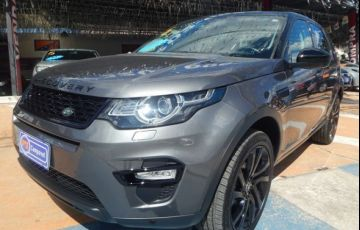 Land Rover Discovery Sport TD4  TURBO HSE 2.0 16V - Foto #2
