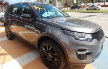Land Rover Discovery Sport TD4  TURBO HSE 2.0 16V - Foto #4