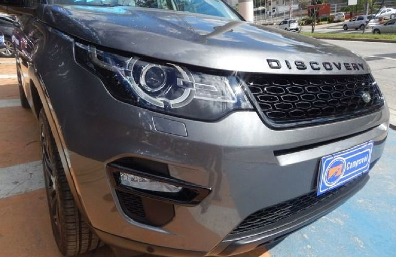 Land Rover Discovery Sport TD4  TURBO HSE 2.0 16V - Foto #5