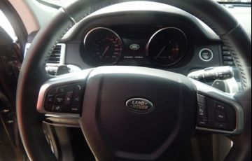 Land Rover Discovery Sport TD4  TURBO HSE 2.0 16V - Foto #6