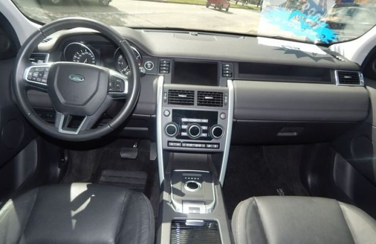 Land Rover Discovery Sport TD4  TURBO HSE 2.0 16V - Foto #7
