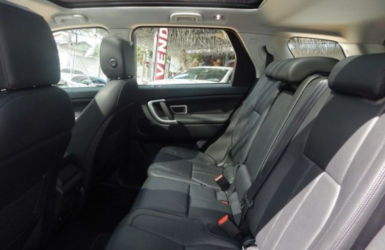 Land Rover Discovery Sport TD4  TURBO HSE 2.0 16V - Foto #9