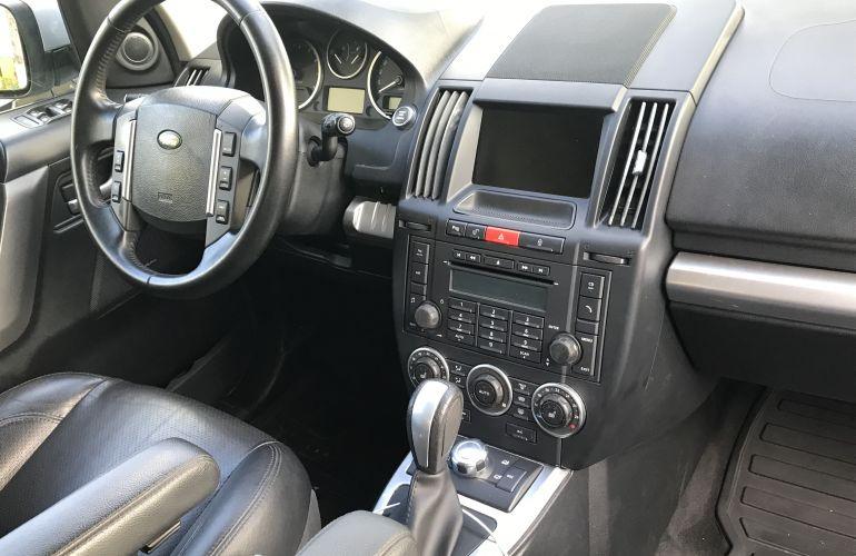Land Rover Freelander 2 HSE 4x4 3.2 24V I6 (aut) - Foto #4