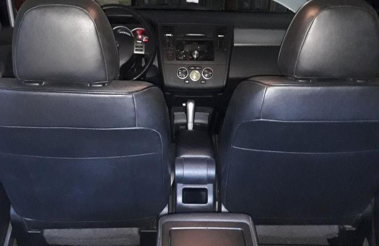 Nissan Tiida SL 1.8 (flex) (aut) - Foto #6