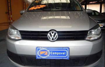 Volkswagen Fox I-Motion 1.6 Mi 8V Total Flex - Foto #1