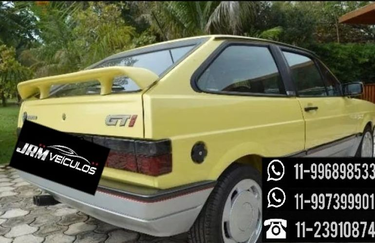 Volkswagen Gol GTI 2.0 i - Foto #6