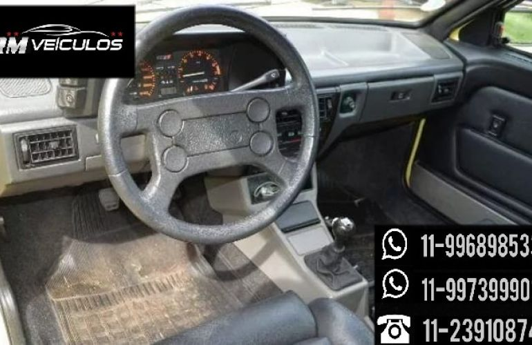 Volkswagen Gol GTI 2.0 i - Foto #9