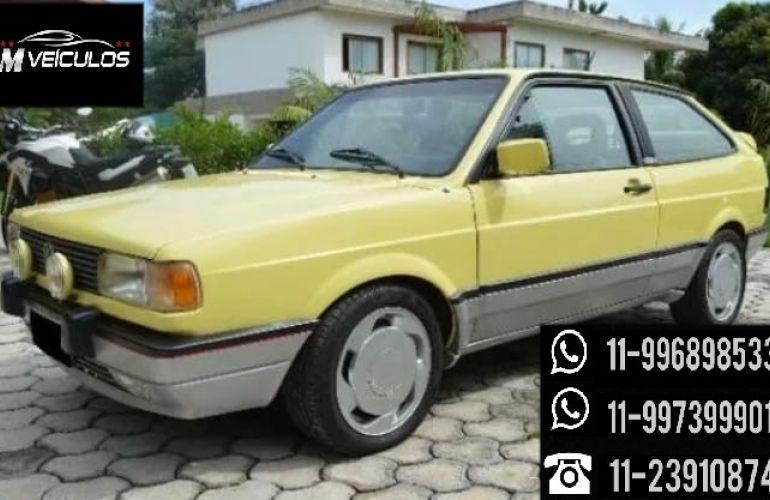 Volkswagen Gol GTI 2.0 i - Foto #10