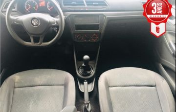 Volkswagen Voyage 1.6 Msi Totalflex Trendline 4p Manual - Foto #2