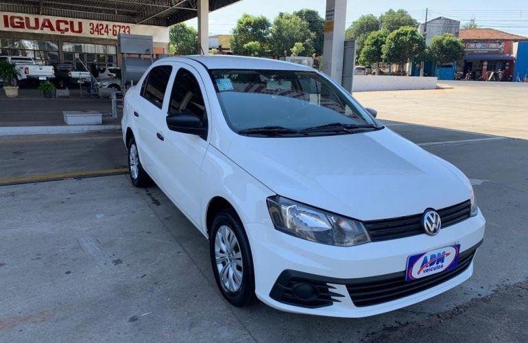 Volkswagen Voyage 1.6 MSI Trendline (Flex) - Foto #9