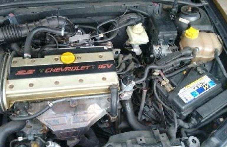 Chevrolet Vectra Elite 2.2 SFi 16V (Aut) - Foto #8