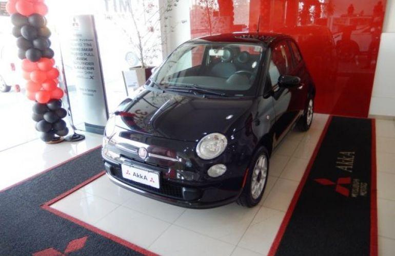 Fiat 500 Cult 1.4 8V Flex - Foto #1