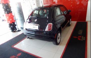 Fiat 500 Cult 1.4 8V Flex - Foto #5