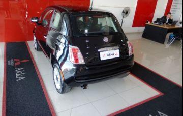 Fiat 500 Cult 1.4 8V Flex - Foto #7