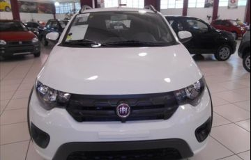 Fiat Mobi 1.0 8V Evo Way - Foto #2