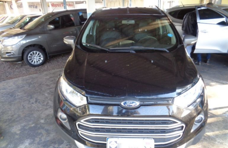 Ford Ecosport Freestyle 1.6 (Flex) - Foto #1
