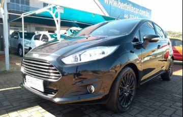 Ford New Fiesta Titanium 1.6 16V (Aut) - Foto #2