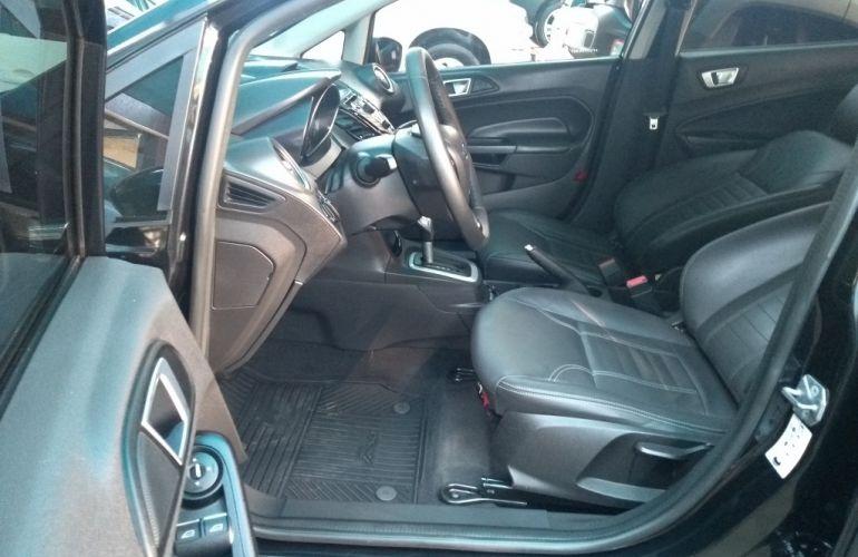 Ford New Fiesta Titanium 1.6 16V (Aut) - Foto #9