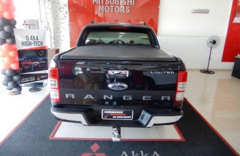 Ford Ranger Limited 4X2 CD 2.5 Flex - Foto #4