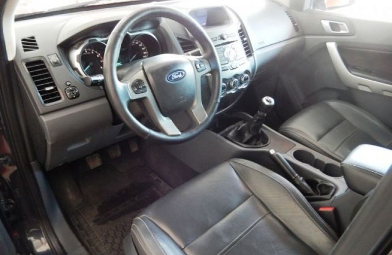 Ford Ranger Limited 4X2 CD 2.5 Flex - Foto #8