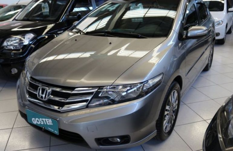 Honda City EX 1.5 16V i-VTEC FlexOne - Foto #4