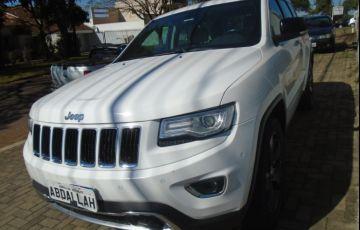 Jeep Grand Cherokee Limited 3.0 V6 - Foto #3