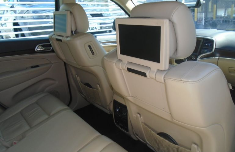 Jeep Grand Cherokee Limited 3.0 V6 - Foto #5
