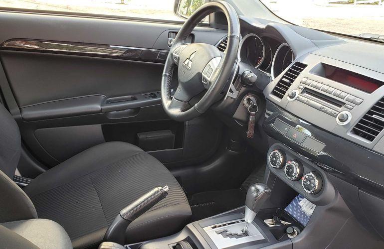 Mitsubishi Lancer 2.0 16V CVT (aut) - Foto #8