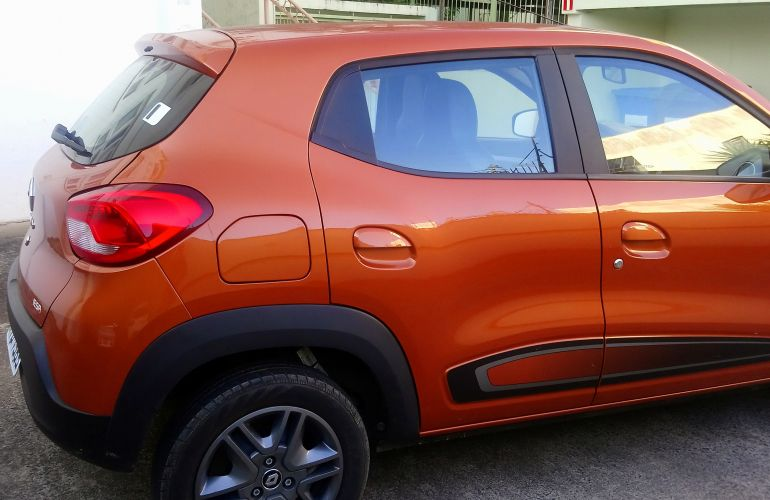 Renault Kwid Intense 1.0 12v SCe (Flex) - Foto #6