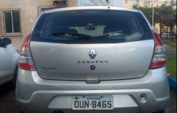 Renault Sandero Authentique 1.0 16V (Flex) - Foto #5
