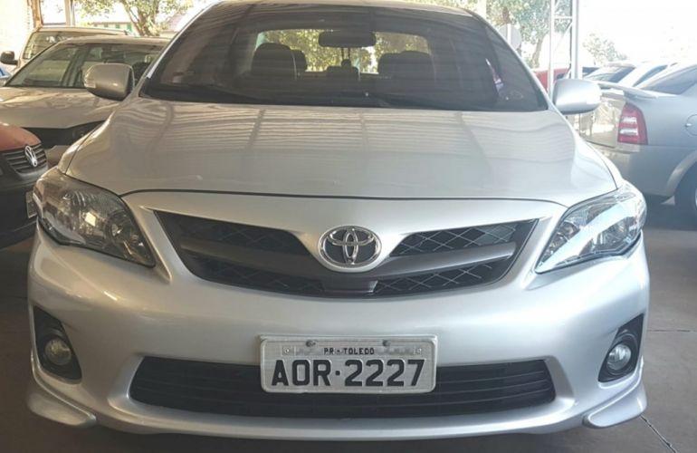 Toyota Corolla Sedan 2.0 Dual VVT-I Altis (flex)(aut) - Foto #1