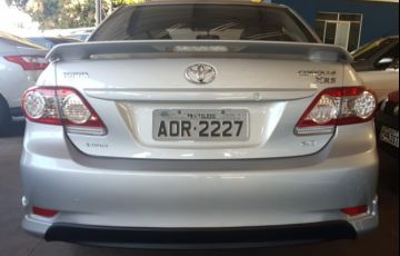 Toyota Corolla Sedan 2.0 Dual VVT-I Altis (flex)(aut) - Foto #2